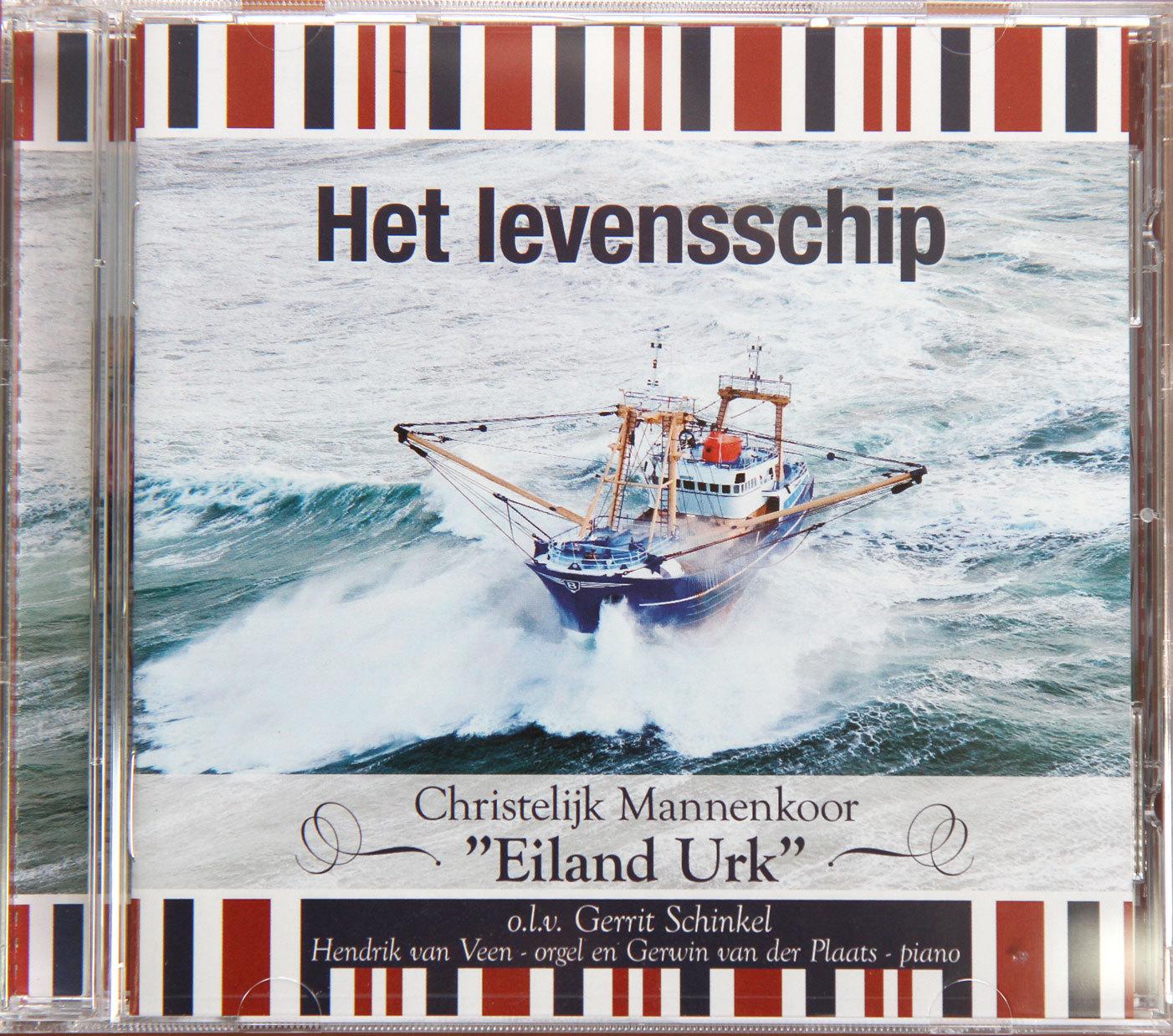 Het levensschip (gold editie)